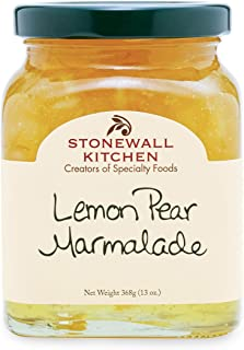product image for Stonewall Kitchen Lemon Pear Marmalade, 13 Ounces