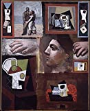 Pablo Picasso: Between Cubism and Neoclassicism: 1915–1925