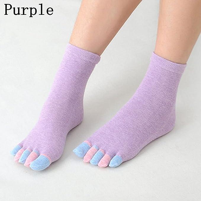 Naked girls in toe socks advise