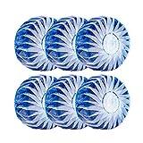 Meihejia 6 Pack Automatic Antibacterial Bathroom Toilet Bowl Cleaner Tablets