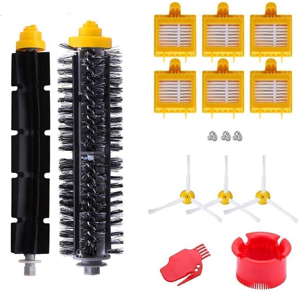 AplusTech Pack Kit Repuestos y Accesorios Filtro y Cepillo para ...