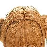 Cardcaptor Sakura Sakura Kinomoto Cosplay Wig Cosplay Costume Hair