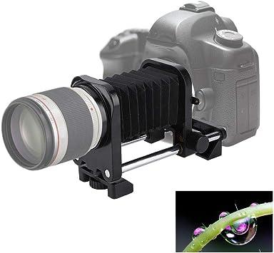 Fuelle macro, lente macro fuelle / fuelle, fuelle-fuelle macro EOS...