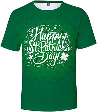 waotier Ropa para Honbre De Verano Camiseta Estampada Digital Camiseta De Manga Corta Camisas Casual para Hombre: Amazon.es: Ropa y accesorios