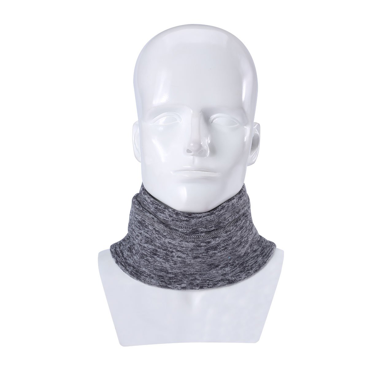 Runtlly Neck Warmer - Reversible Neck Gaiter Tube, Hat Snood,Ear Warmer Headband, Mask & Beanie. Ultimate Thermal Retention, Versatility & Style.
