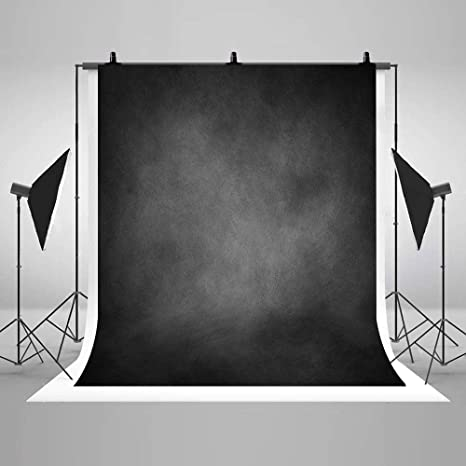 05708e796d COMOPHOTO Abstract Smoke Gray Backdrop Photography Texture Personal  Portraits Background for Professional Head Shots 5x7ft props