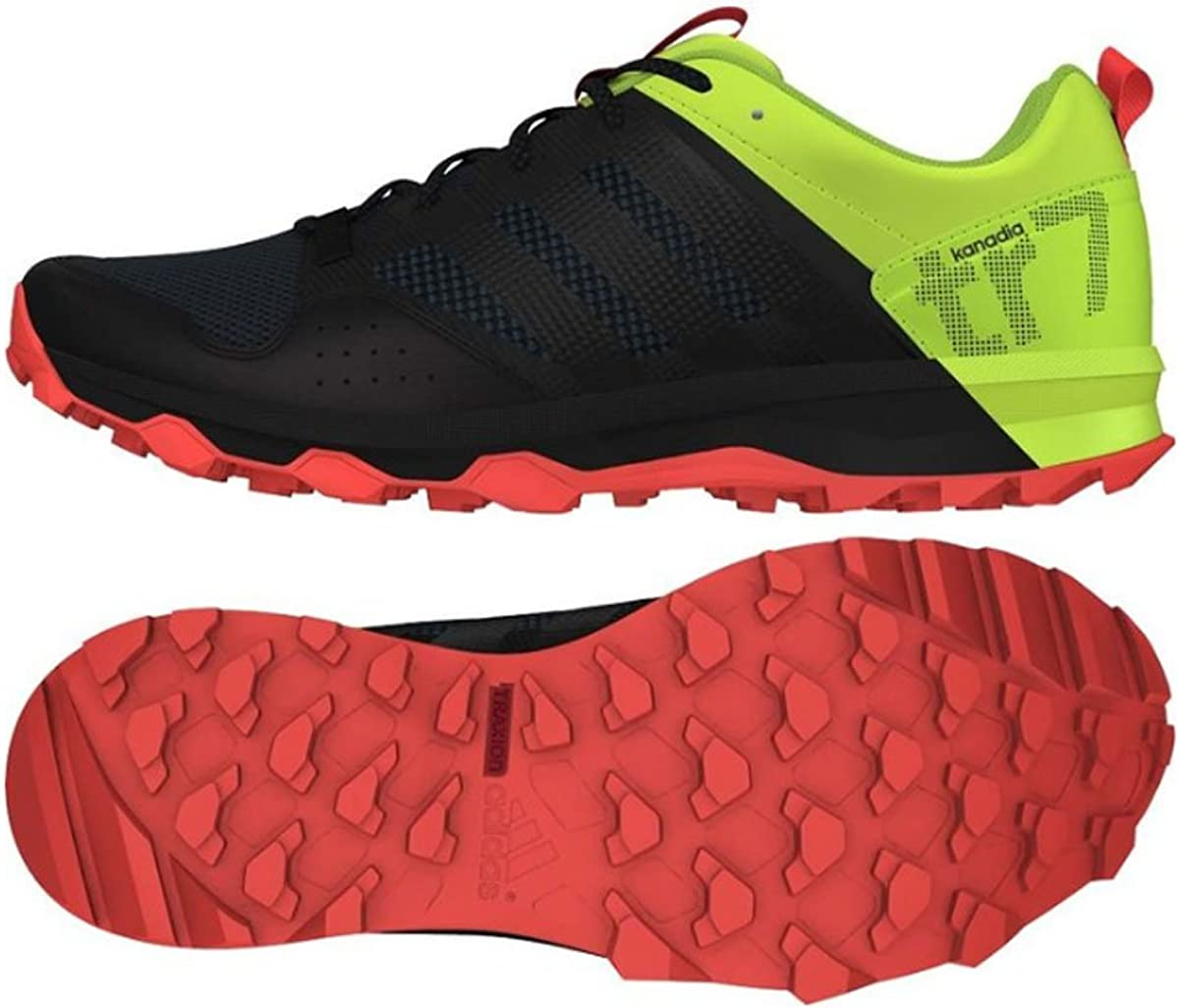 adidas – 2015 Hombre Kanadia 7 Trail Running Zapatos – s83258 ...
