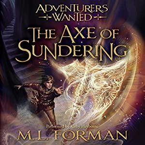 The Axe of Sundering Audiobook