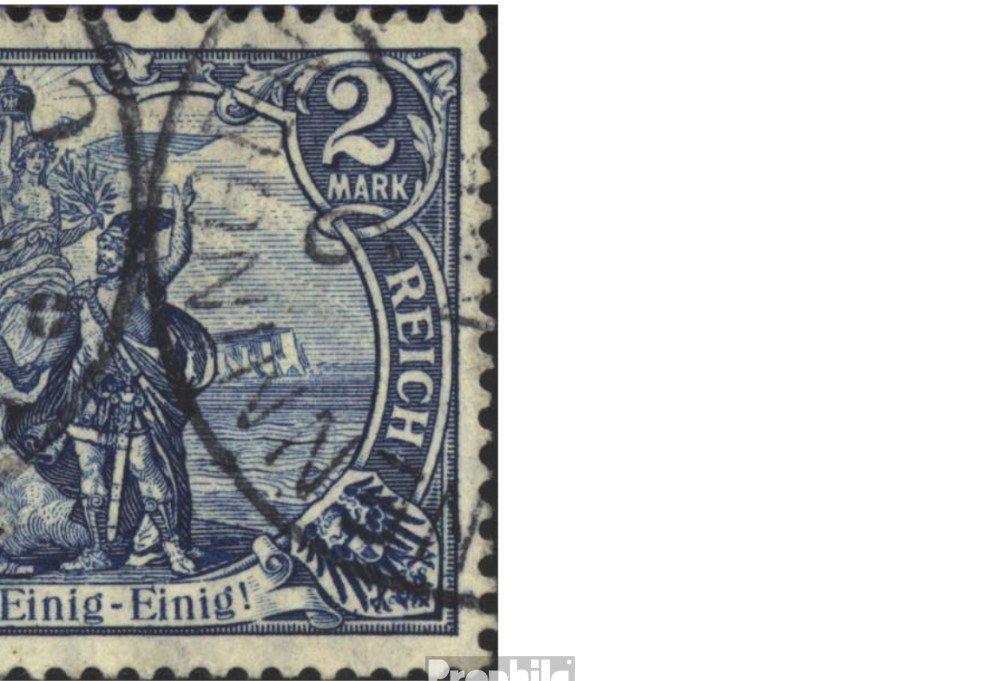 Prophila Collection Deutsches Reich 94A I-97A I (kompl.Ausg.) gestempelt 1906 Markwerte mit Wz.1 (Briefmarken für Sammler)