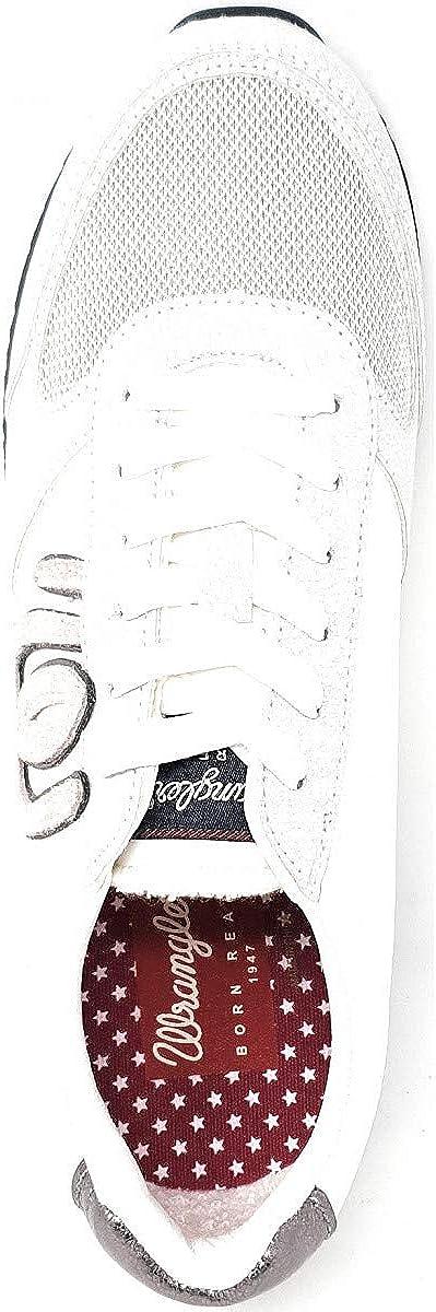 Wrangler Damen Sneaker weiß Silber Jungle WL181547 NEU Gr