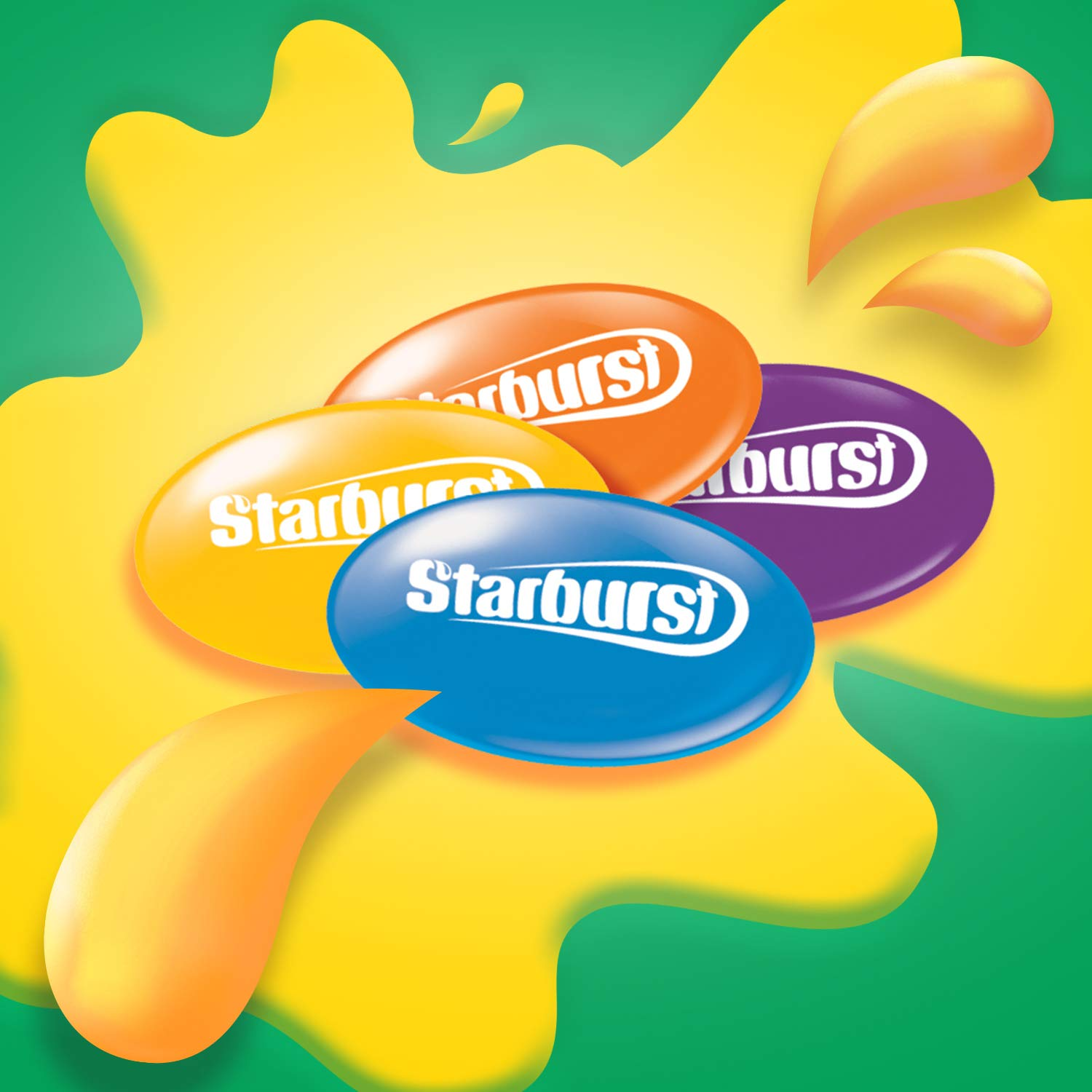 Starburst Easter Duos Jelly Beans Candy, 13 Ounce (Pack of 12) by Starburst (Image #2)