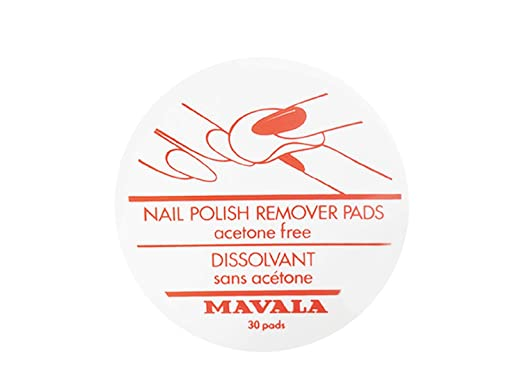 Mavala Nail Polish Remover Pads 91626 Christmas Decoration