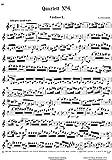 Cherubini, Luigi : Drei Quartette fur zwei Violinen, Viola und Violoncello. Nachgelasses Werk, Quartett No. III, sechtes quartett A moll.