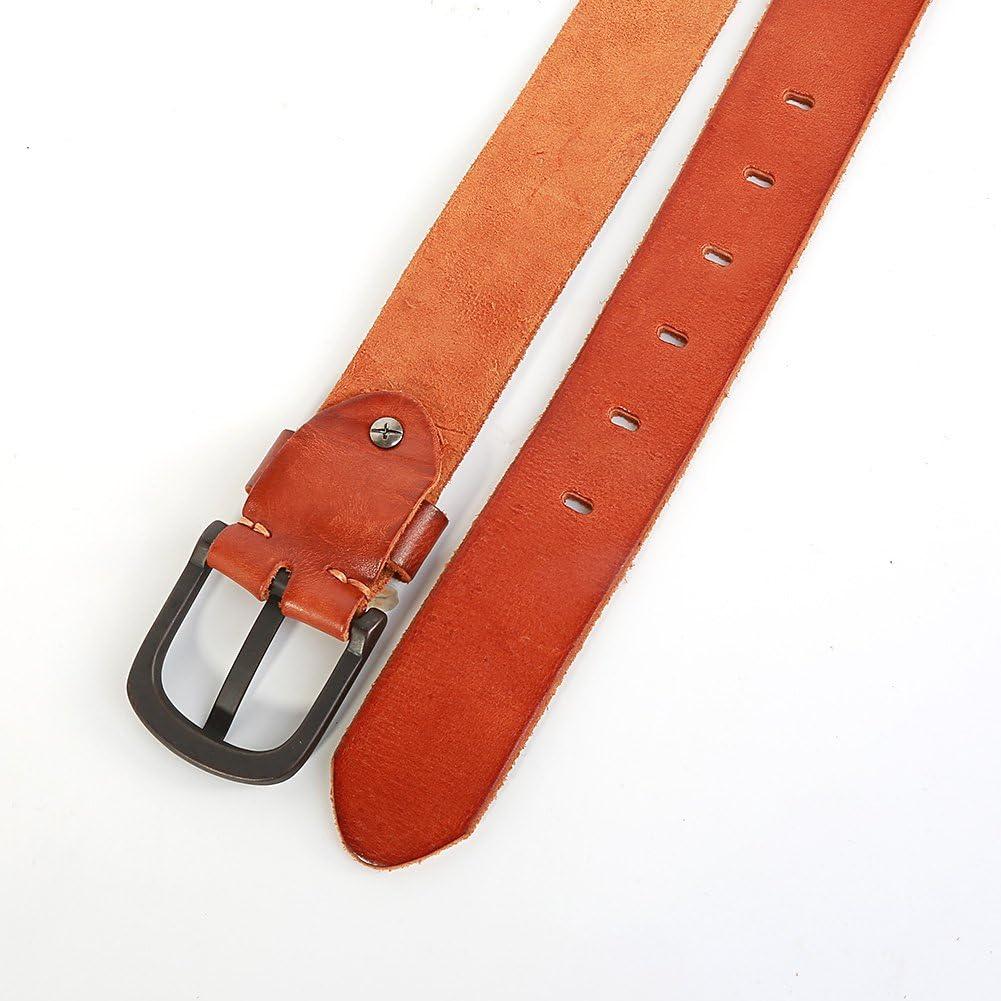 WooRhino M3 Cowhide Leather Belts For Men 38mm Belt Width :1.4inch