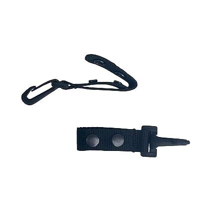 Amazon.com: Dudecks - Llavero con clip de plástico para ...