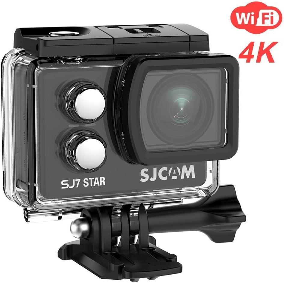 Sjcam Sj7 Star 4k Action Kamera 12mp Ambarella Chipsatz Elektronik