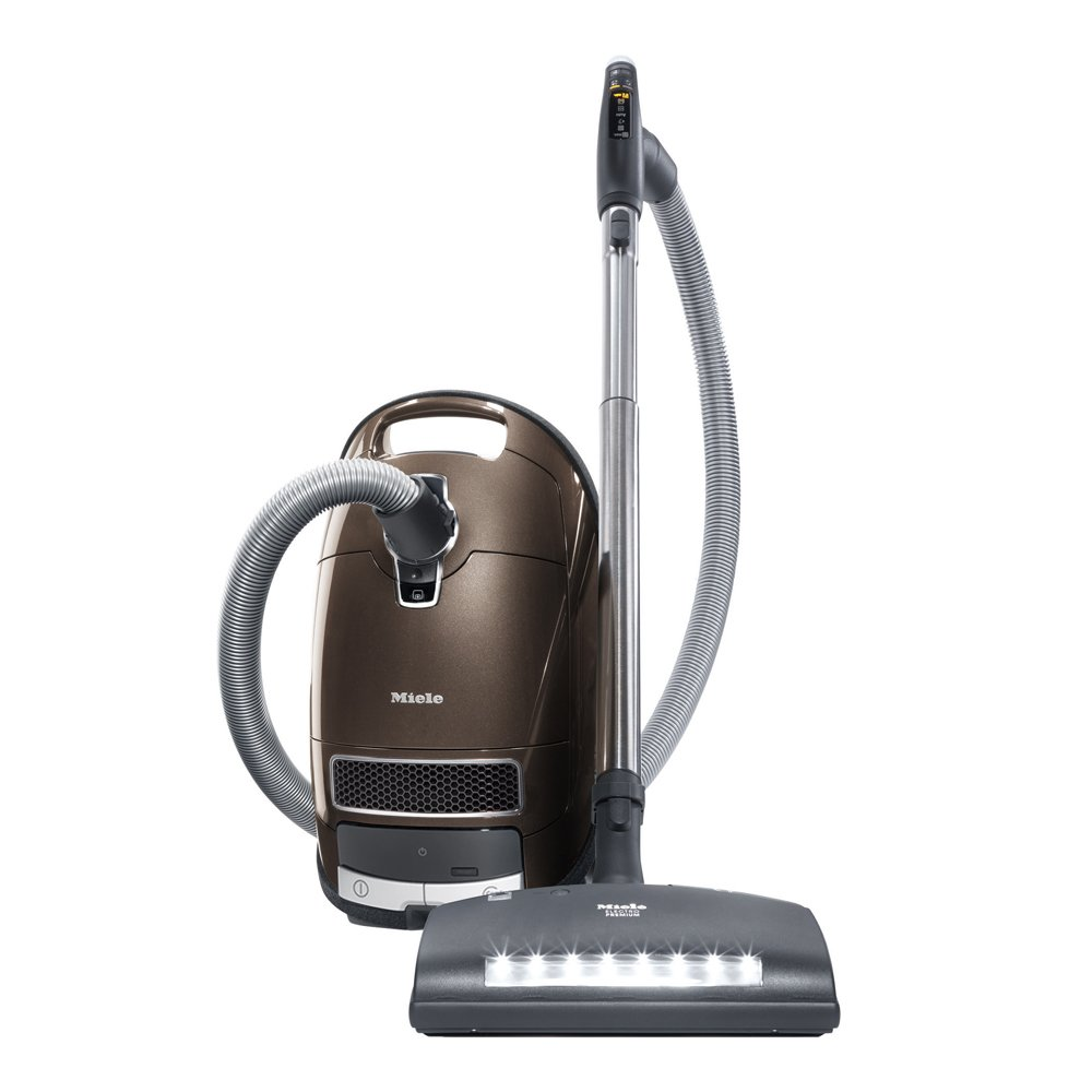 Amazon.com - Miele S8990 UniQ Canister Vacuum Cleaner (Old Model) -  Household Canister Vacuums