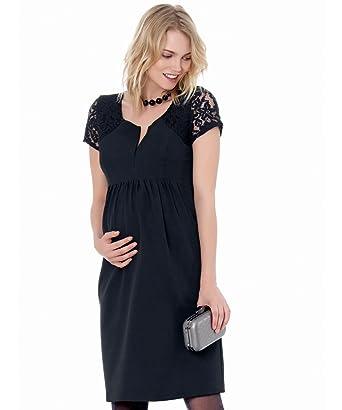 réflexions sur grande vente matériaux de qualité supérieure Inconnu Petite Robe Noire de Grossesse: Amazon.fr: Vêtements ...