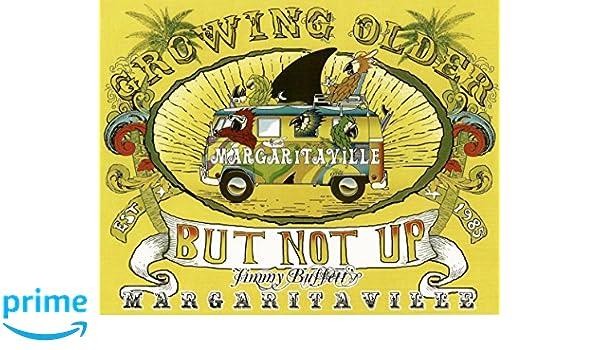 Amazon.com: Happy Birthday From Jimmy Buffett Margaritaville Growing ...