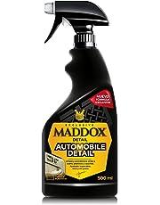 Maddox Detail 30101 Automobile Detail- Limpiador de Salpicaderos Efecto Satinado (500 ml)