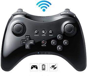Controlador inalámbrico Gamepad para Nintendo Wii U Bluetooth ...