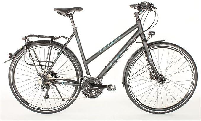 gudereit SX de 50 Evo Disc trapezoidal Mujer bicicleta trekking 28 ...