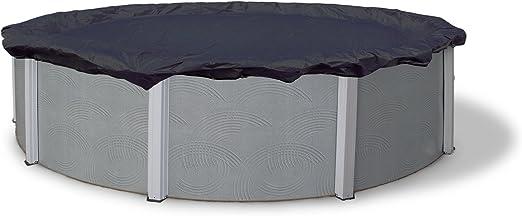 Amazon.com: Cobertor para alberca elevada redonda, para ...