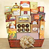 Vibrant Fall Gourmet Fall Thanksgiving Gift Basket