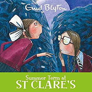 Summer Term at St Clare's Audiobook