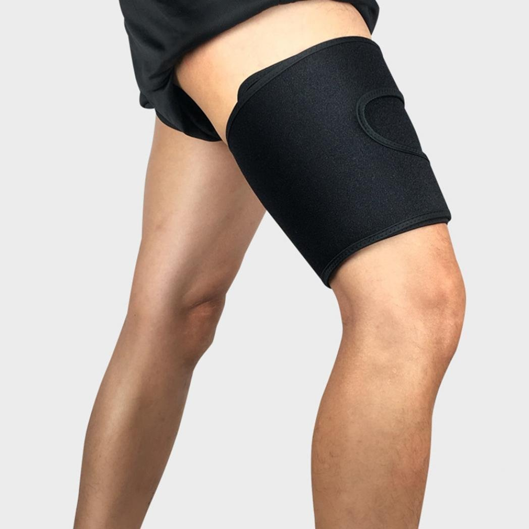 WFZ17 Sport Safe Tight Knee Effective Support Guard Muscle Strain Protector Pad Leg Compression