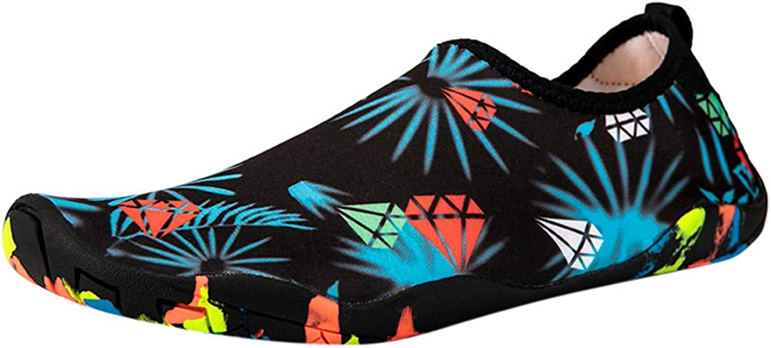 FAMILIZO Zapatillas Mujer Running Zapatillas Deportivas De Mujer Sneakers Women Primavera Verano Pareja Zapatos De Playa Yoga Zapatos Wading Zapatos De Buceo Natación Zapatillas Deportivas: Amazon.es: Zapatos y complementos