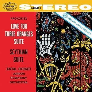 Love for Three Oranges Suite