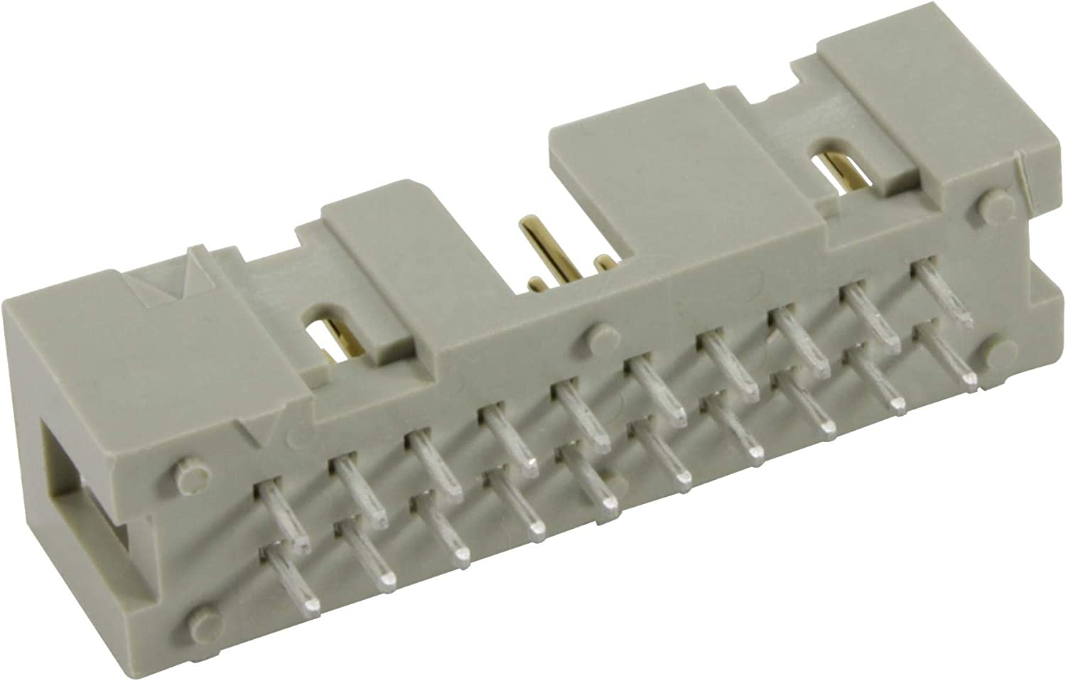 09185265324 2ROW 26POS Pack of 10 HEADER CONNECTOR 2.54MM,
