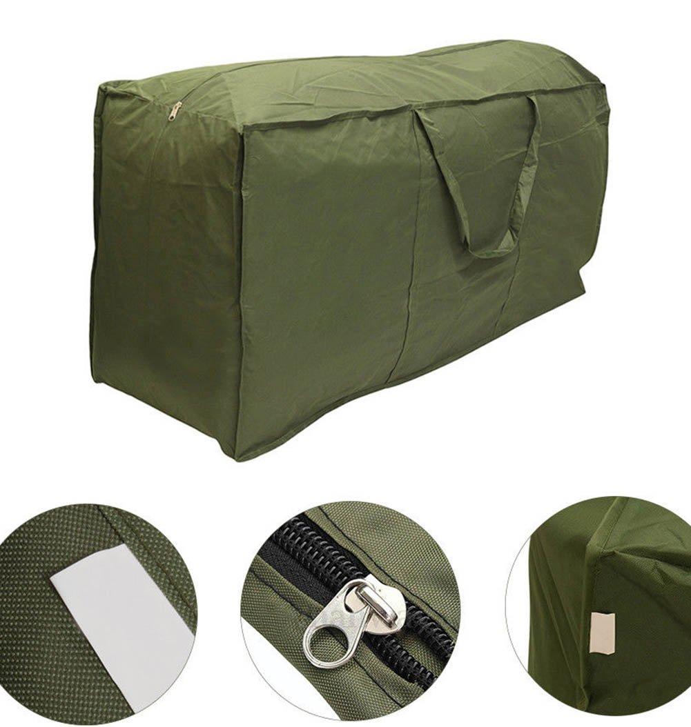 Christmas Tree Storage Bag,Extra Large Waterproof Polyester Cushion for Christmas Tree Organizer (M(45.7''x18.5''x20.1'')