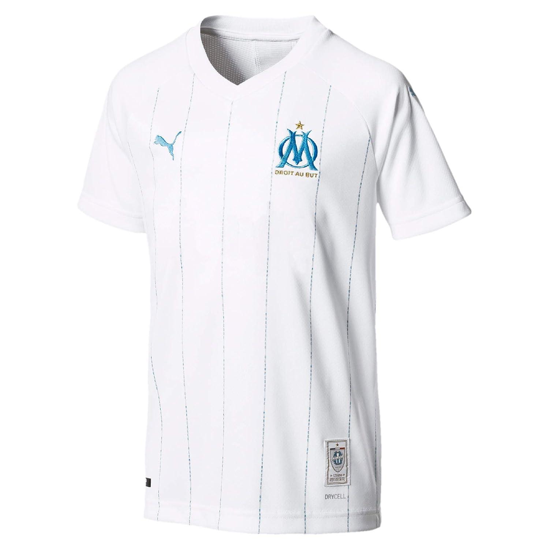 wholesale dealer ba249 82b48 Amazon.com : PUMA 2019-2020 Olympique Marseille Home ...