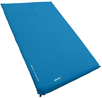7c175974dd8 Vango DLX Outdoor Self Inflating Mat available in Blue - Double ...