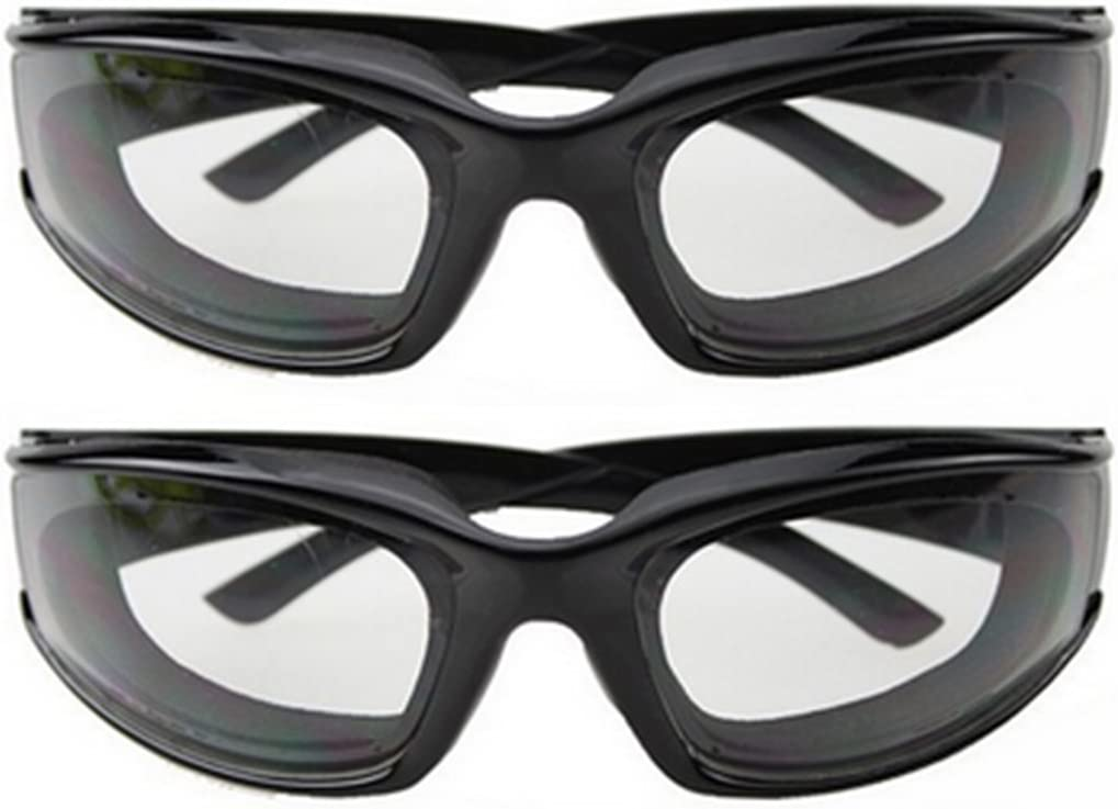 Pack of 2 Onion Goggles For Tear Free Chopping Universal Size