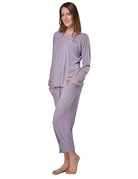 Raikou - Pijama - para mujer - Plum