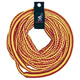 AIRHEAD Watersports Airhead 4 Rider Bungee Tube 50' Tow Rope