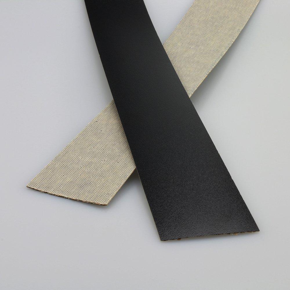 Kantenumleimer f/ür Mehrzweckplatten Schwarz 610 x 43 mm