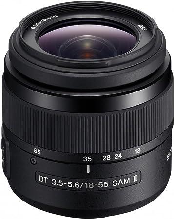 Sony Sal18552 Standard Zoom Objektiv Kamera