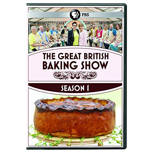 Great British Baking Show Season 1 - Great Dvd