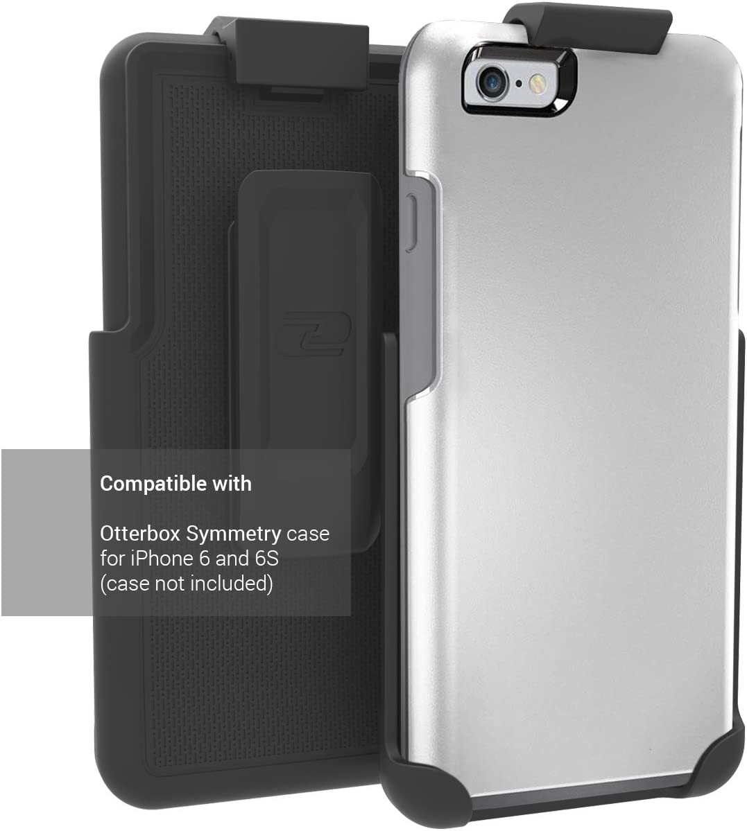 Encased Belt Clip Holster for OtterBox Symmetry Series - iPhone 6 6S (case not Included)