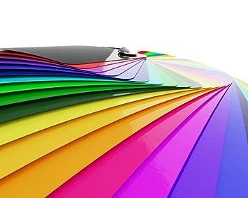 timalo Premium Klebefolie Möbelfolie Bastelfolie Hochglanz Grau - 1 Meter x  63 cm Meterware Küchenfolie Möbel, Türen Folie Küche