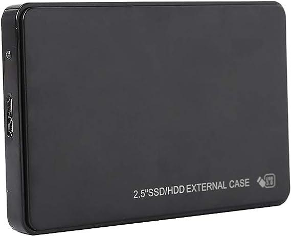 2TB外付けハードドライブ-PC、Mac、ラップトップ、PS4、Xboxone用のバックアップスリム2.5インチポータブルHDDUSB 3。0、3年間の保証