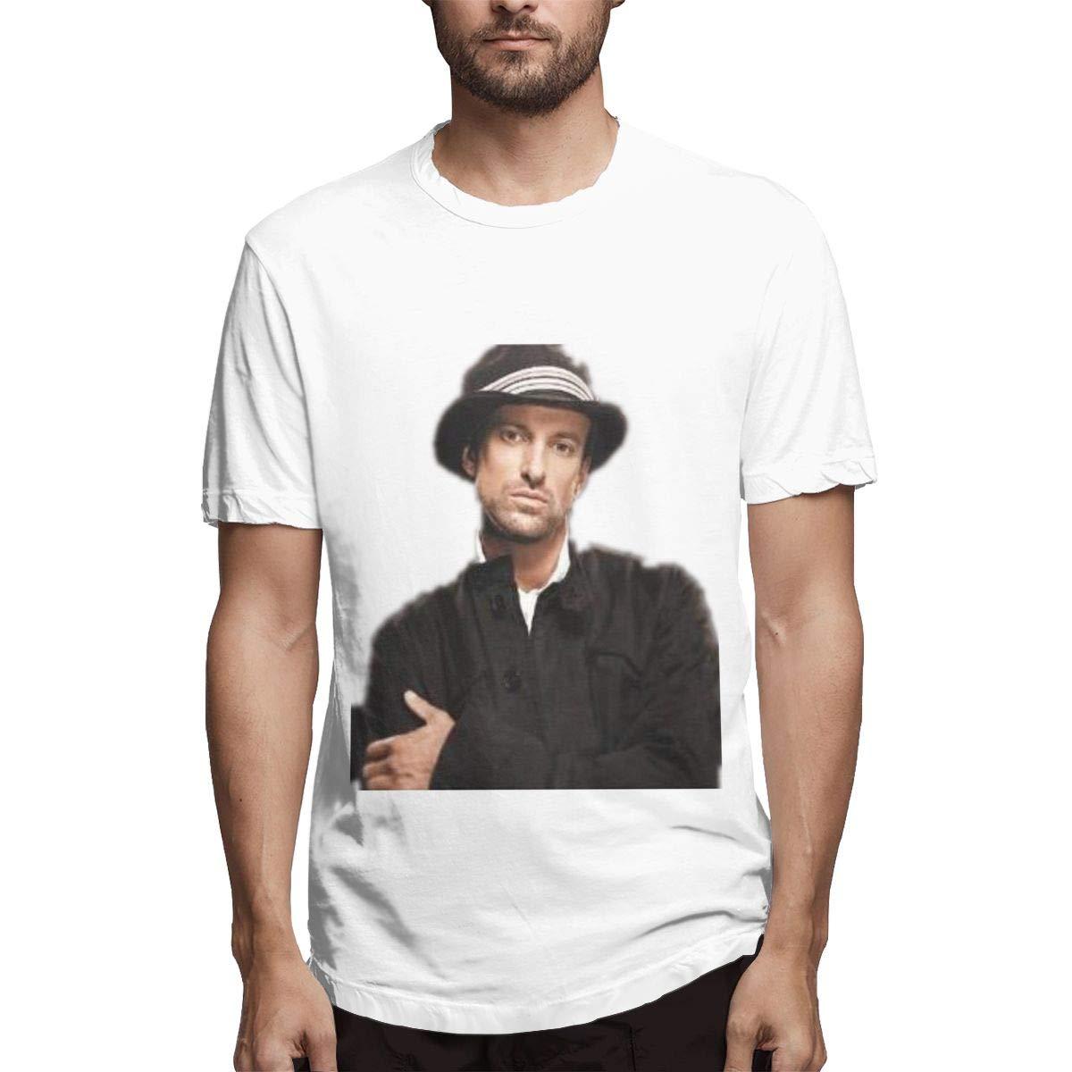 Lihehen Daniel Powter Fashion Leisure Round Neck T Shirt