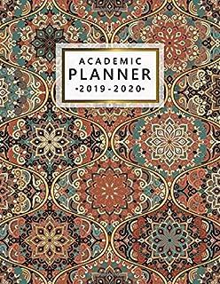 Amazon.com: Pocket Planner 2019-2020: Pretty Boho ...