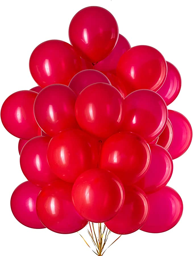 "Helium 30-120 Christening Plain LATEX BALLOONS Wedding 10/"" Birthday Party"