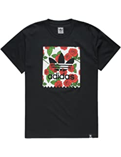 adidas Print Rose Blackbird T-Shirt