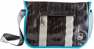 product image for Alchemy Goods Pine Messenger Bag, Made from Recycled Bike Tubes